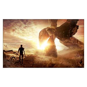 Mad Max. Размер: 50 х 30 см